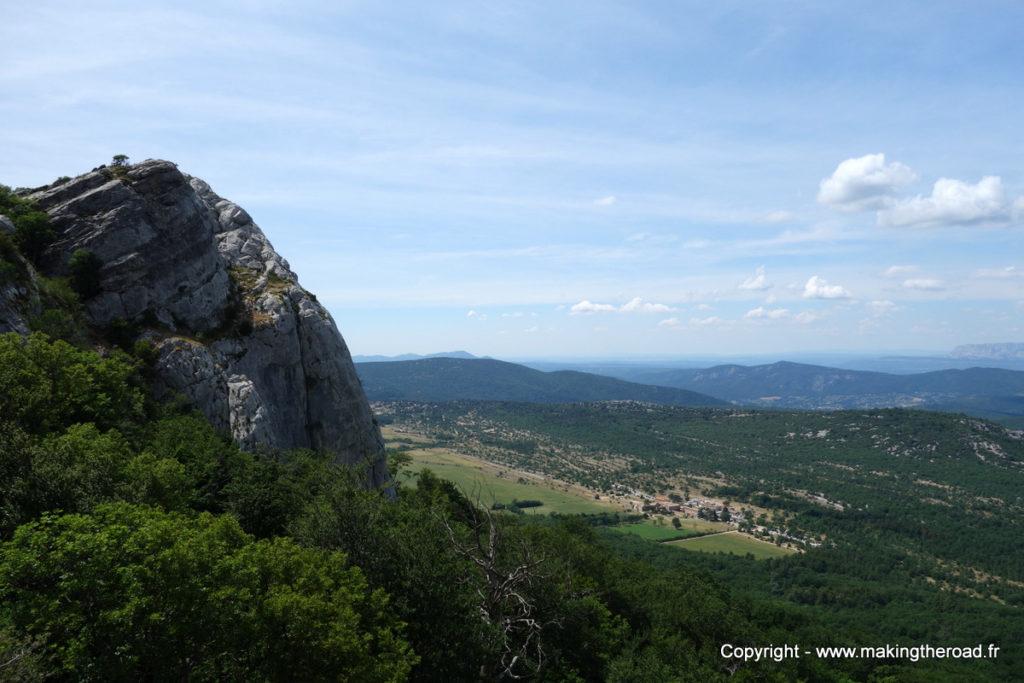 randonnée prés de Marseille sanctuaire sainte marie madeleine grotte sainte baume
